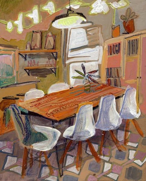 .Amanda's San Francisco Home No. 02 | Erika Stearly, American Artist