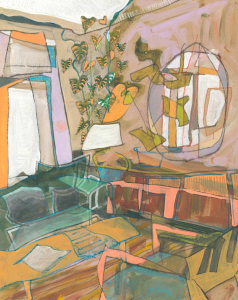 .Piga Haus In Poland No. 01 | Erika Stearly, American Artist