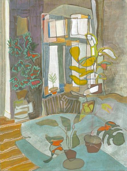 .Caroline's Home In Berlin No. 101 | Erika Stearly, American Artist