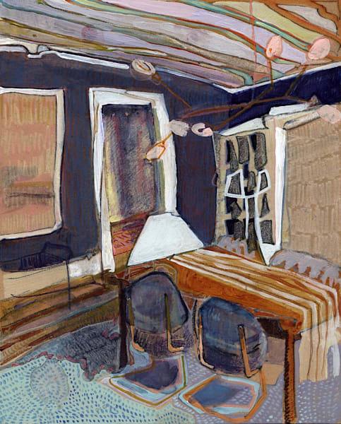 .Sarah's Home In South Carolina No. 03 | Erika Stearly, American Artist