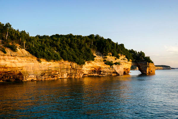Pictured Rocks National Lakeshore Photography Art | Happy Hogtor Photography