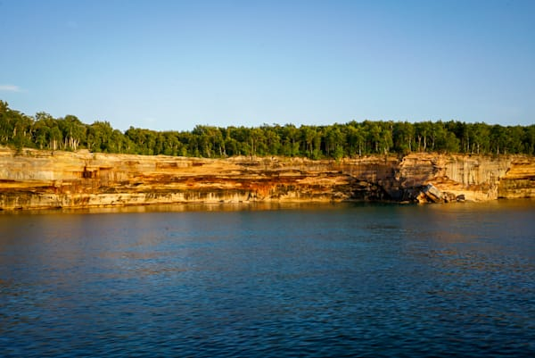 Pictured Rocks National Lakeshore 2 Photography Art | Happy Hogtor Photography