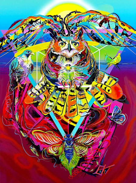 Rebirth Art | Emily Tanaka - Have to Create