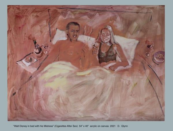 Walt In Bed  Art | Not specified