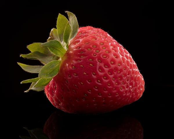 Strawberry Photography Art | Rick Gardner Photography
