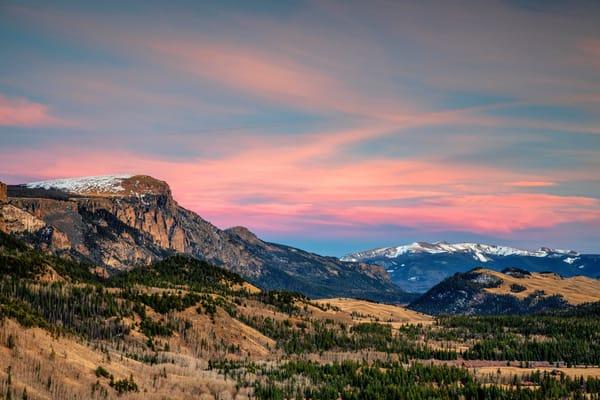 Bristol Head Sunset - Colorado fine-art photography prints