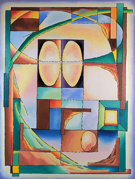 Window - Original Oil Painting