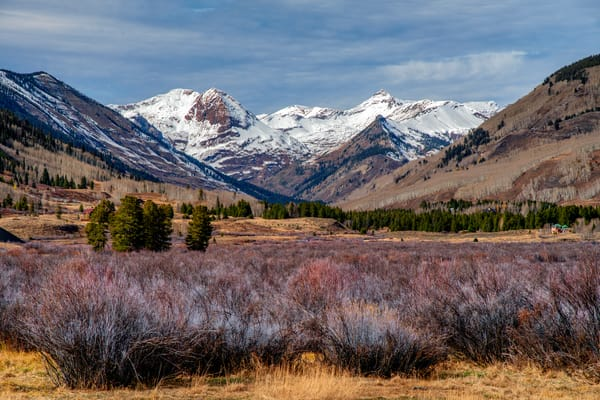 View from Crested Butte - Colorado fine-art photography prints