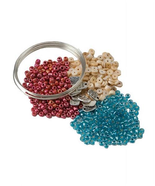 "11/28 Jewelry Making Class: Beautiful ""Made With Love"" Bracelets | Blissful Bonita Art Studio & Gallery"