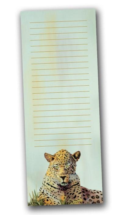 Spot Leopard Notepad