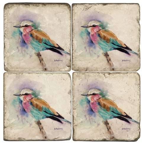 Jim's Bird Coasters