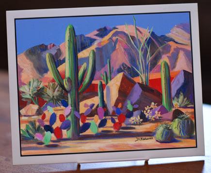 Catalina Magic Art Tile