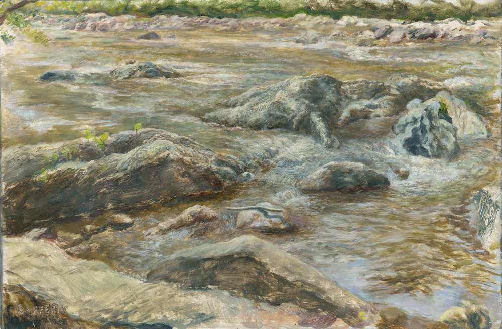 Scene-from-the-Ledges-s---Rafferty---Painting-z5te74