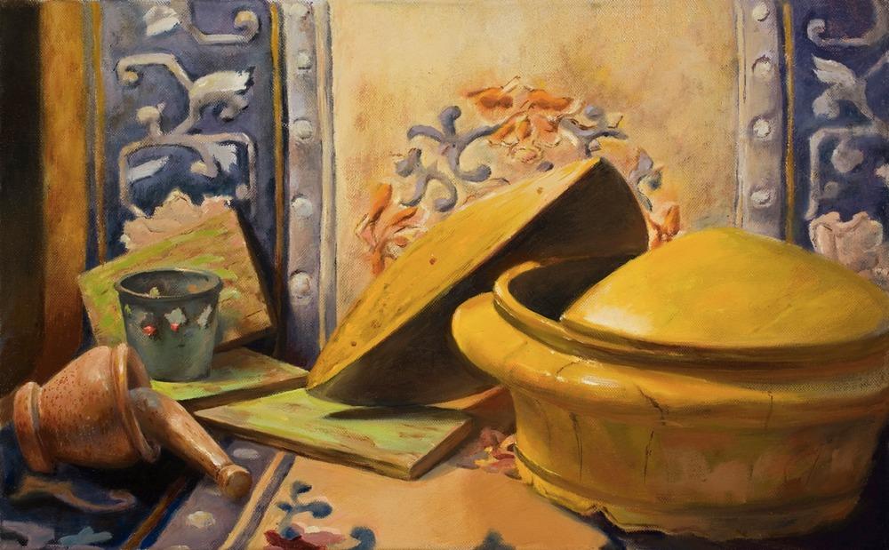 Silk-Road---Rafferty---Painting-tkgx8d