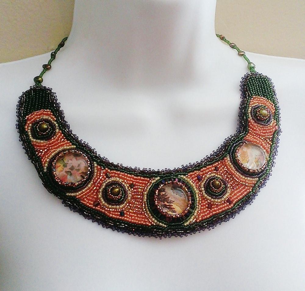 The Vineyard Collar: The Vineyard Collection by Kathryn Lane Berkowitz