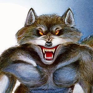Werewolf-with-Pumpkins-detail-head-nwl2z2