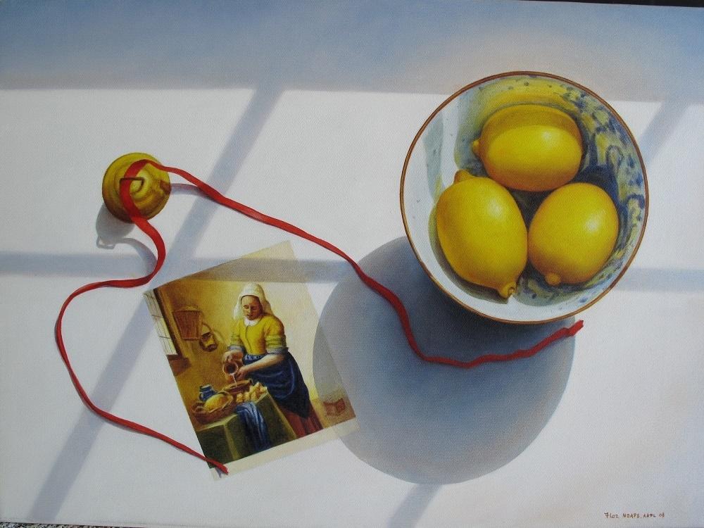Flor-Lemons-and-Vermeer-16-x-22-1650-2010-oil-ufbnj6