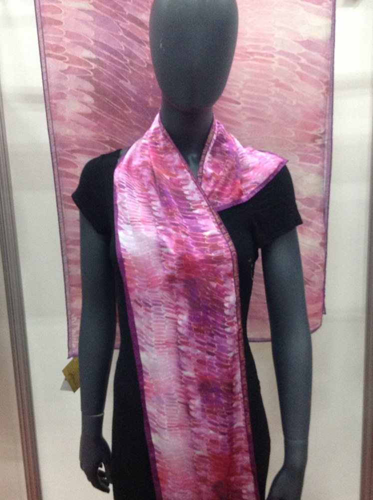 Your Covered..Completely Scarf by Cydney Muriel Galbraith