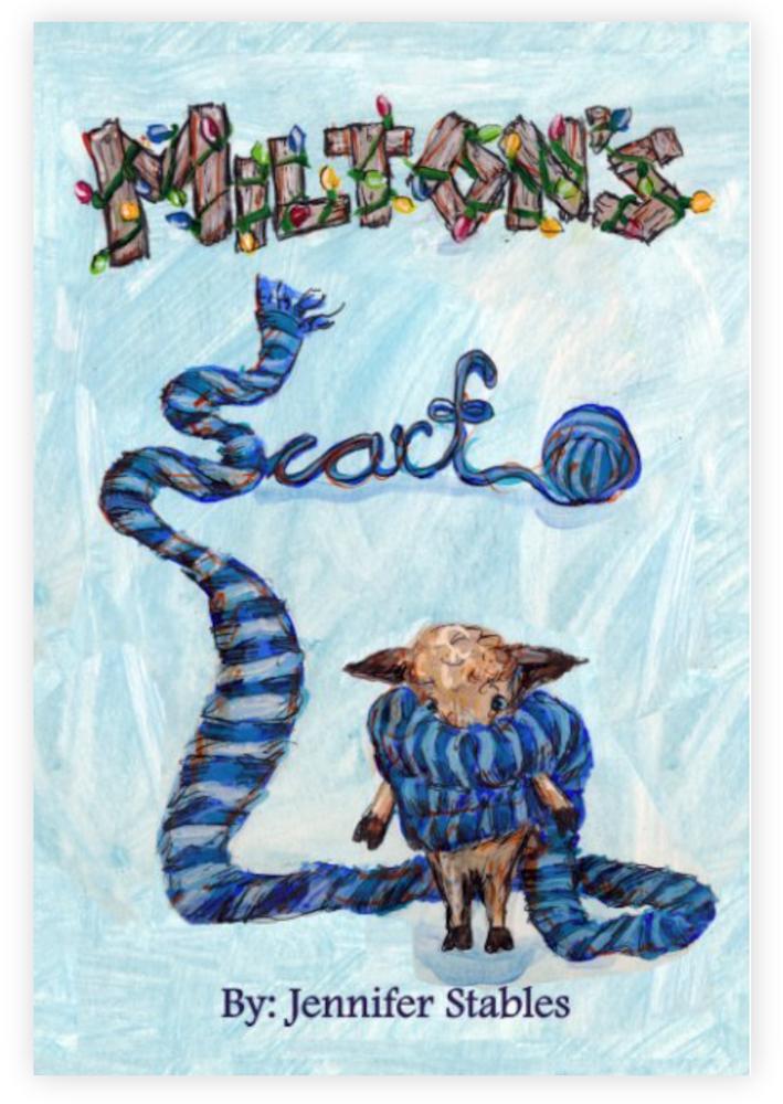 Milton's Scarf: Book