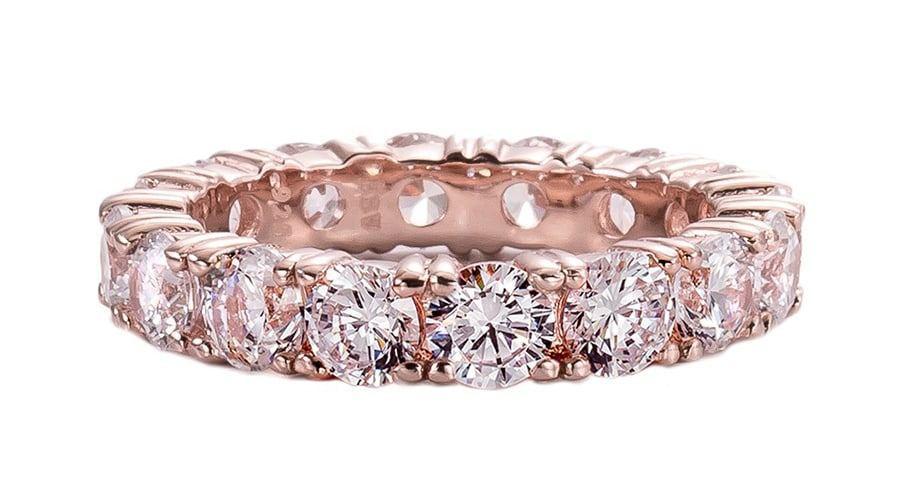 4MM-18KGP-Rose-Gold-Round-Eternity-Ring-Band-Z30168-a-lwxxkv