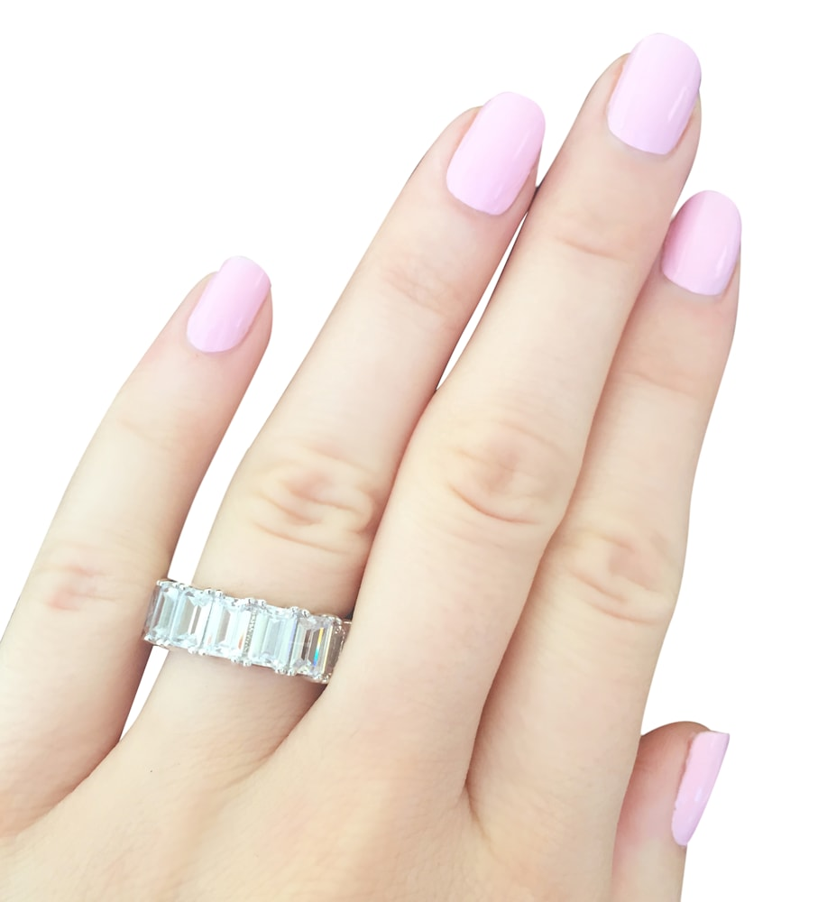Sterling-Silver-4-Prong-Emerald-Cut-Eternity-Ring-Band-Z101205-e-hvdmby