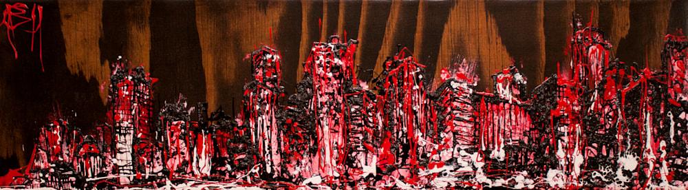 Cityscapes-GothamCity7-8x30-b0qakq