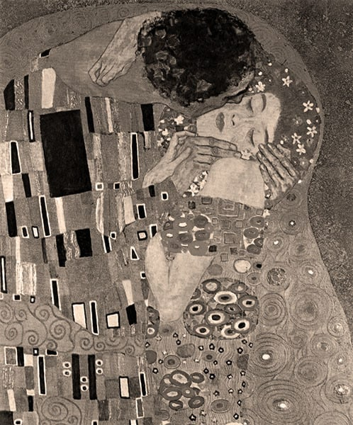 The-Kiss-by-Klimt-SEPIA-y6uxph