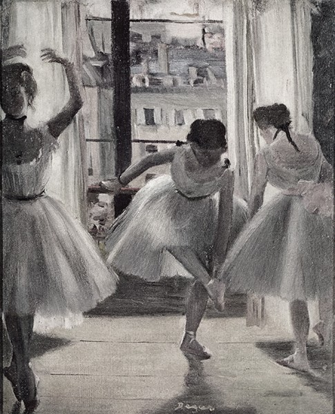 Three-dancers-in-a-practice-room-by-Degas-grey-aqfhql