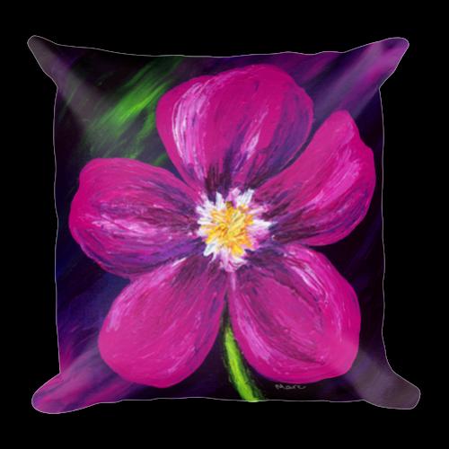 Pink-Love-Square-Pillow-f97l8l