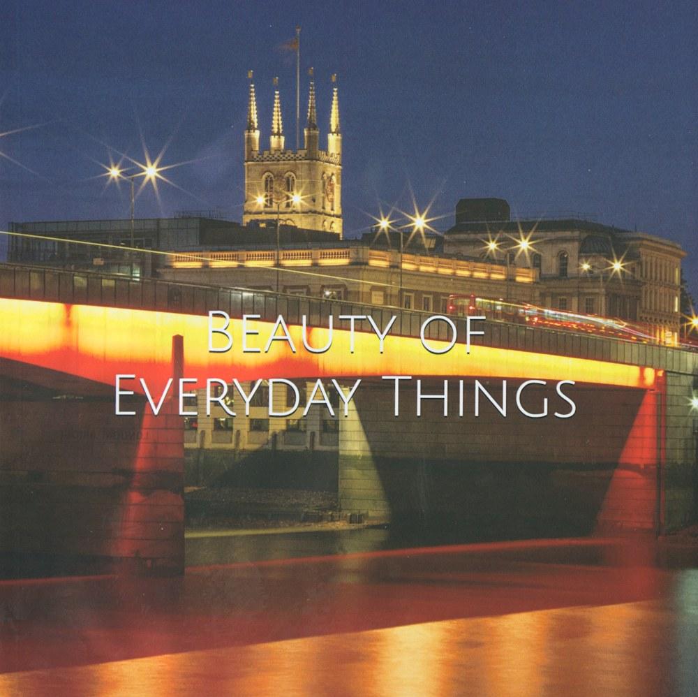 Large Writing Journal | London Bridge Cover
