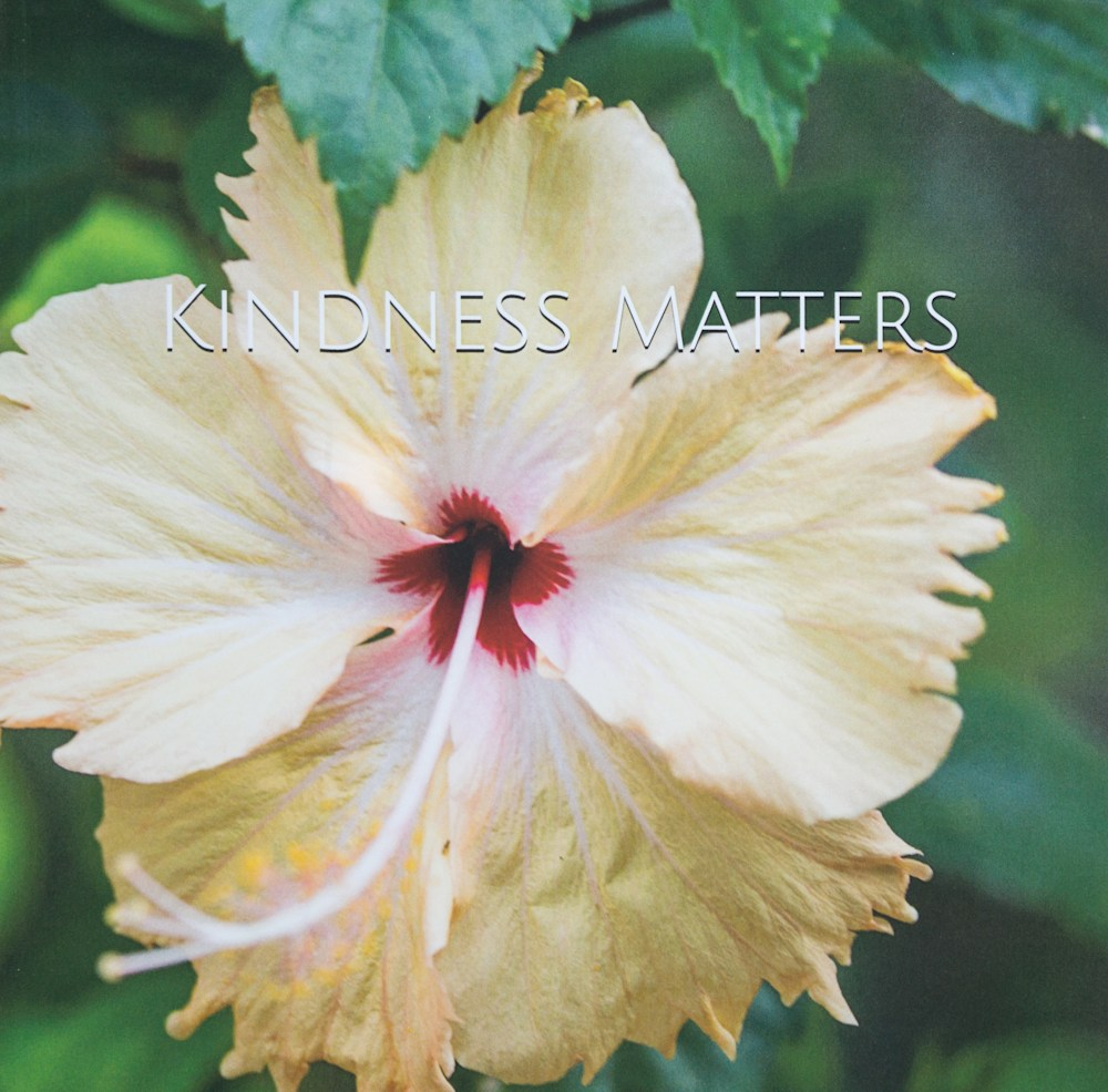Large Writing Journal | Hibiscus Flower Cover