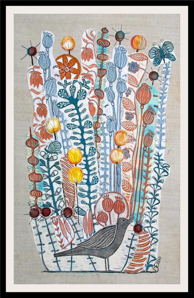 collage-Little-bird-framed-je4wek