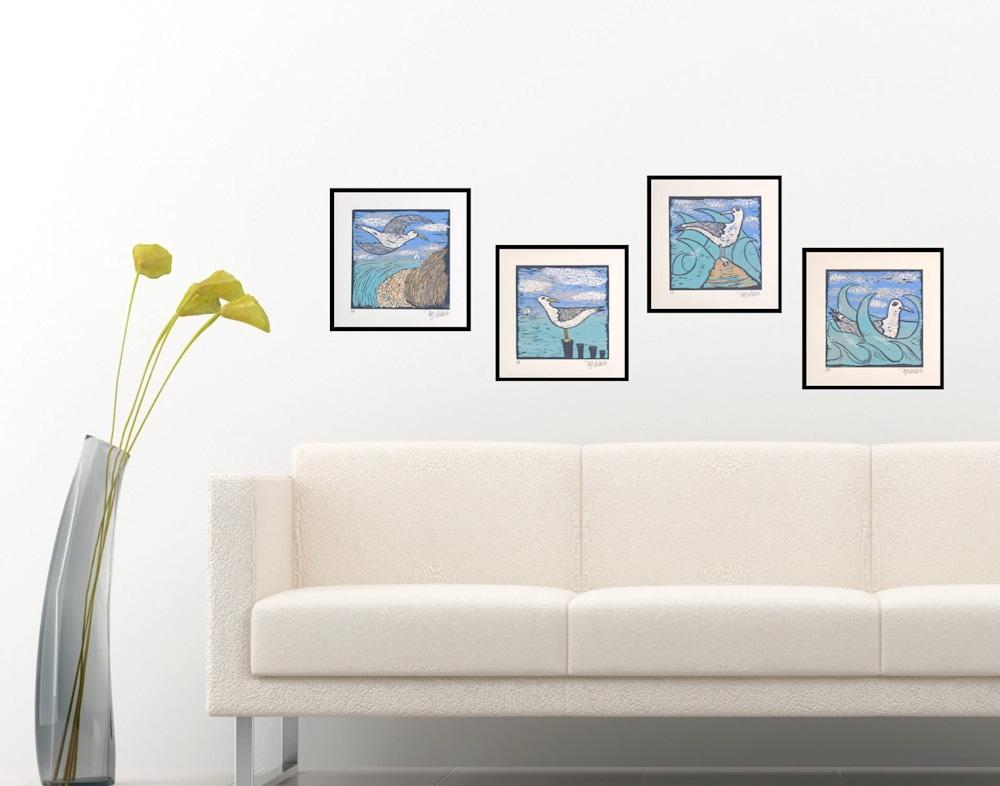 seagulls all 4 interior
