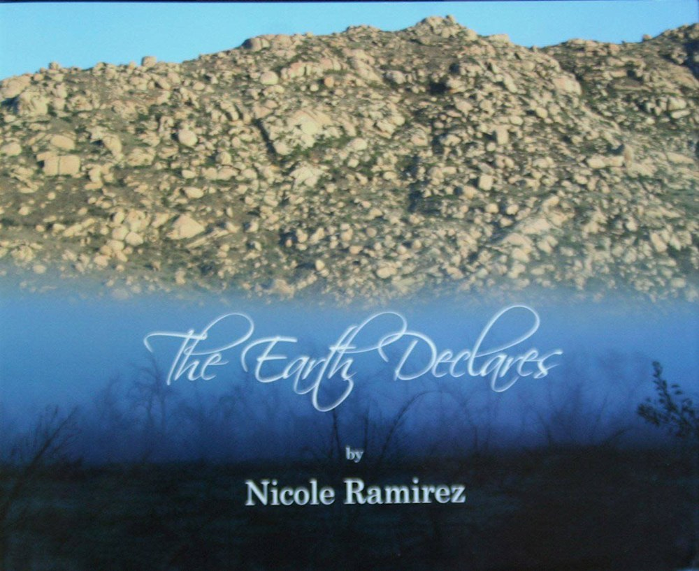 The Earth Declares book by Nicole Ramirez