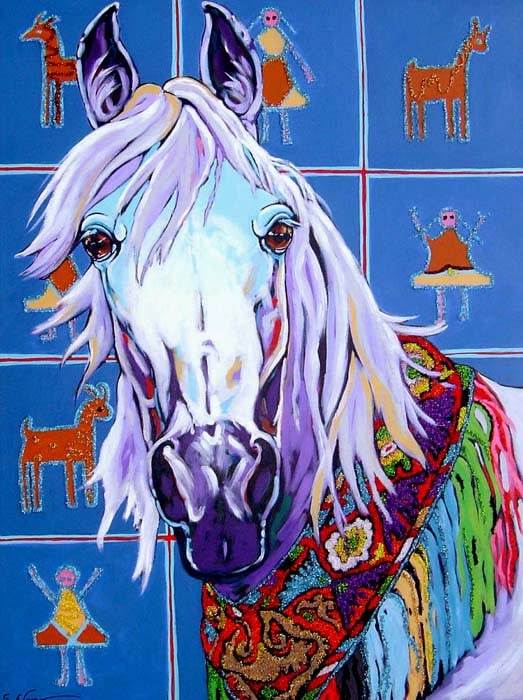 Arabian Sparkler
