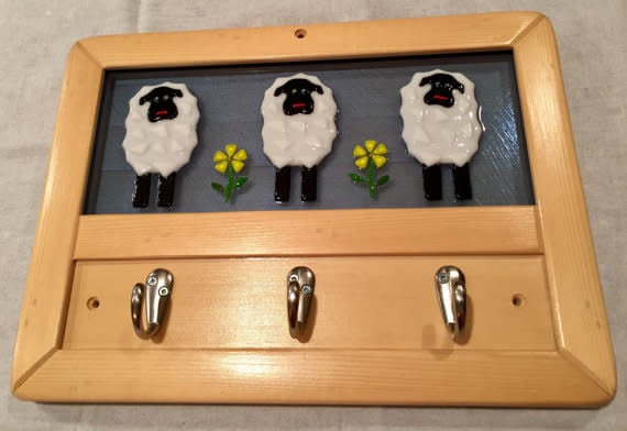Coat rack   Sheep