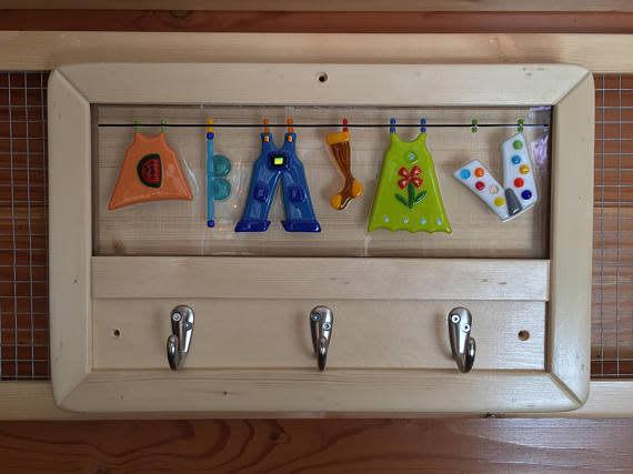 Coat rack   clothesline