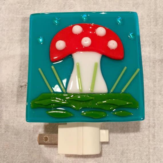 nightlight mushroom