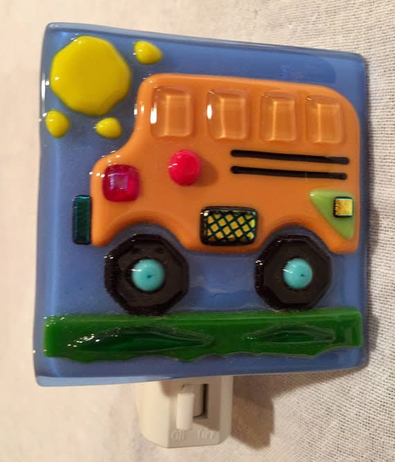 nightlight schoolbus
