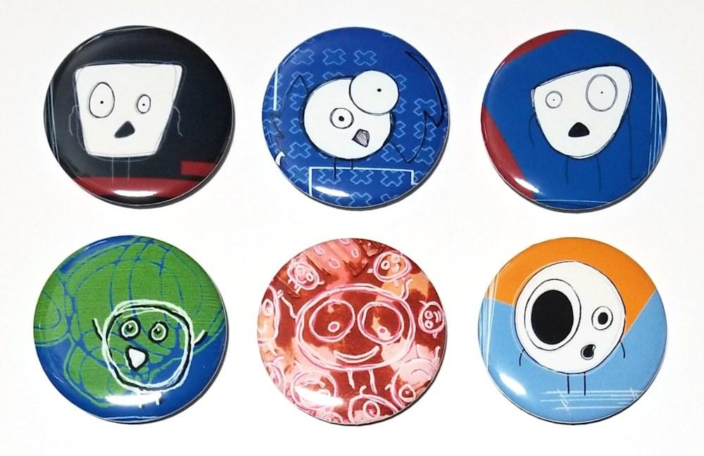 figure buttons