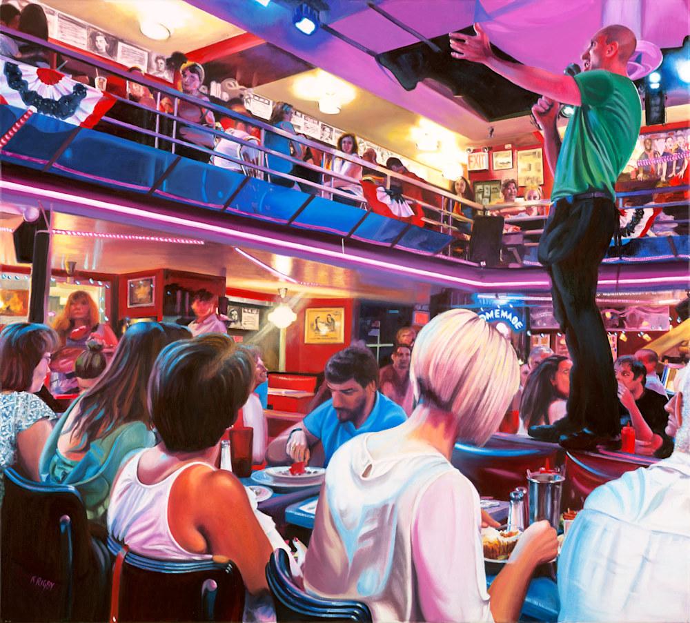 KRIG 037 Ellens Stardust Diner, New York