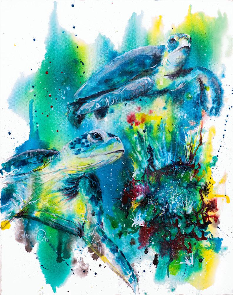 C CLARK DOWDEN 015 Turtle 1