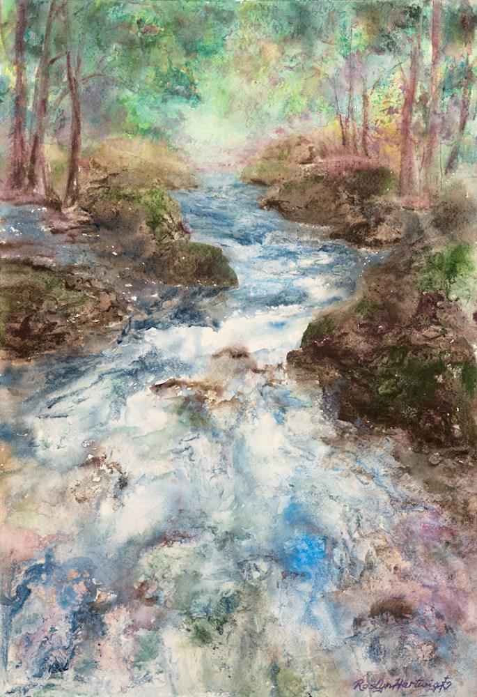 RHAR 020 Still the river runs free