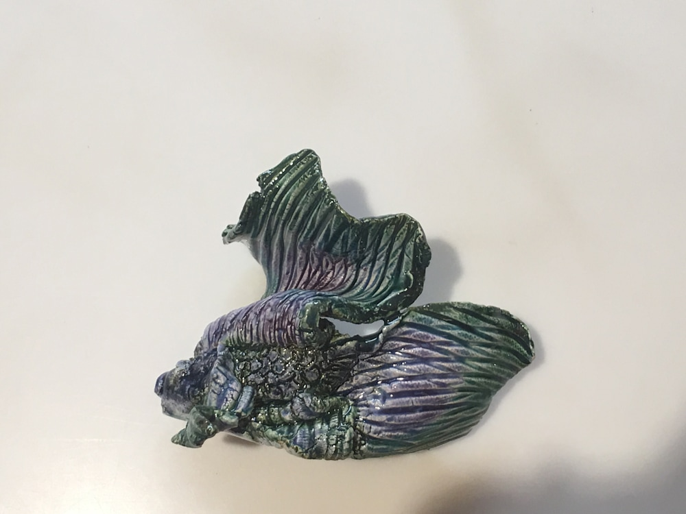 Betta Small 1 Side View