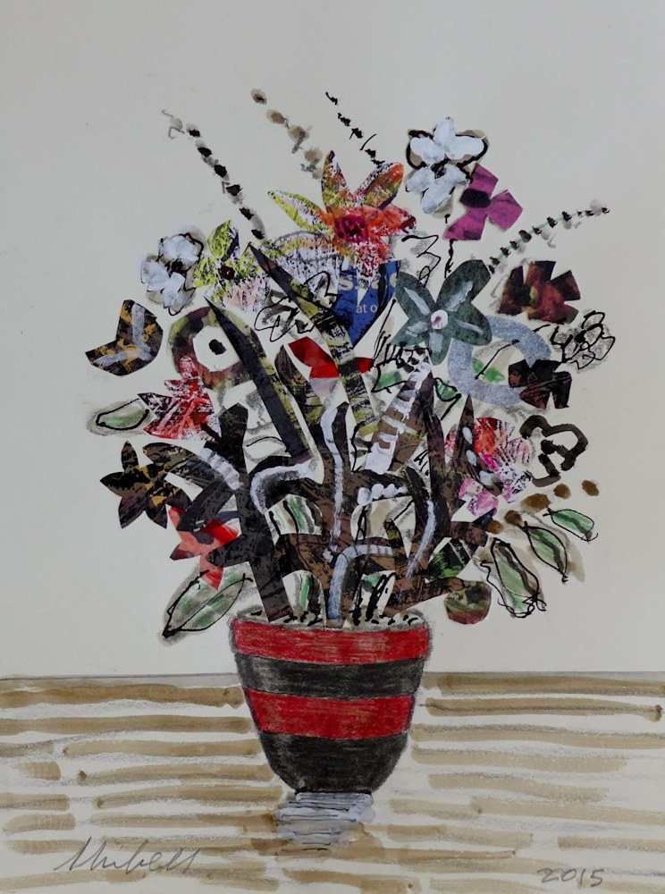 Colour Nature Drawing Flower 10 Best For Vase Flower Pot Design Drawing With Colour
