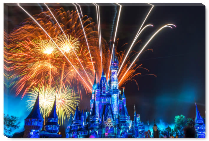 Happily Ever After 2 canvas