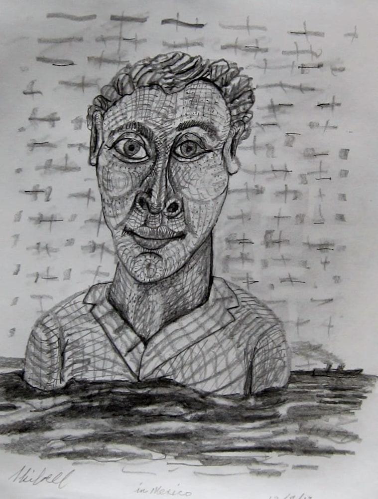 Man In The Ocean Skibell
