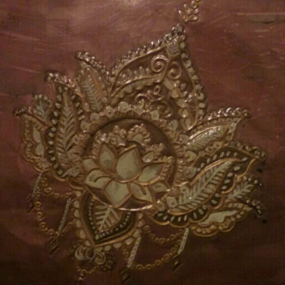 Lotus Mandala Regeneration Print