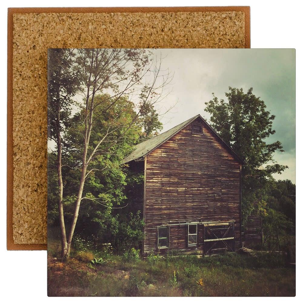 Old Barn 4x4 or 6x6 photo tile