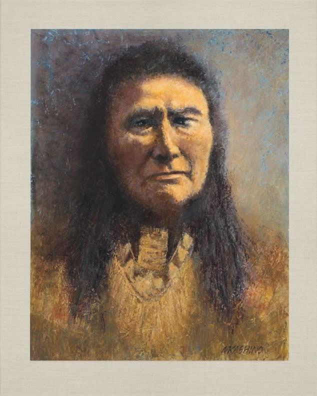 Chief Joseph Mark Kashino ASF Originals webR